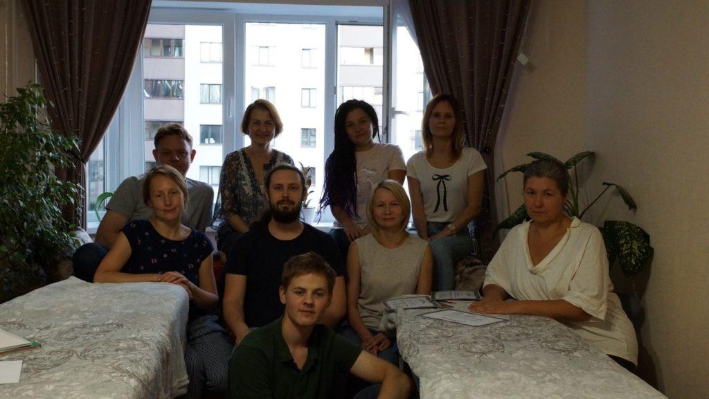Завершился первый семинар «Введение в Остеокоррекцию»